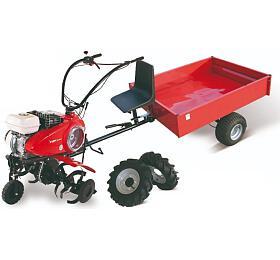 Kultivátor Pubert SET7 s vozíkem QJN H - Pubert