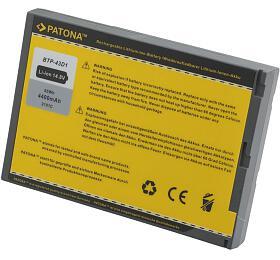 PATONA baterie pro ntb ACER TM 220/230/260/520 4400mAh Li-Ion 14,8V (PT2101) - PATONA