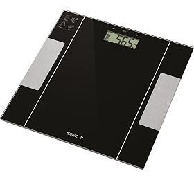 Osobní fitness váha Sencor SBS 5050BK - Sencor