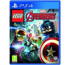 PS4 - Lego Marvel's Avengers - WARNER BROS