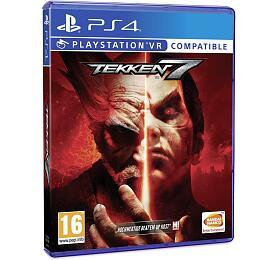 Hra na PS4 Tekken 7 - NAMCO