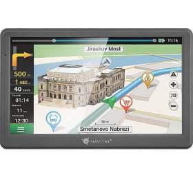 Navigační systém GPS Navitel E500 magnetic - Navitel