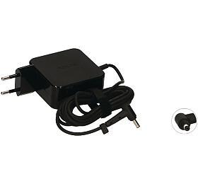 2-power VP-TNT75T (ADP-45BW Alternative) AC Adapter 19V 45W Black (Fixed EU Plug) 4,0x1,35mm (0A001-00232500) - 2-Power