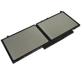 Dell Latitude E5470 Baterie do Laptopu 7,6V 62Wh (6MT4T) - 2-Power
