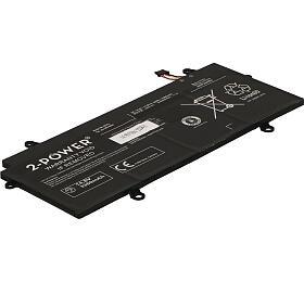 2-Power baterie pro Tecra Z50-A Main Battery Pack 14.8V 3380mAh (CBP3604A) - 2-Power