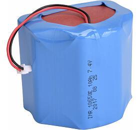 Baterie náhradní 7,4V, Li-ion, pro 43128 EXTOL-LIGHT - EXTOL
