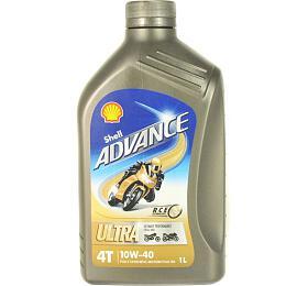 Shell Advance Ultra 4T 10w-40 1L - Shell
