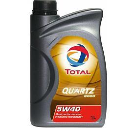Motorový olej Total QUARTZ 9000 5W-40 1L - Total