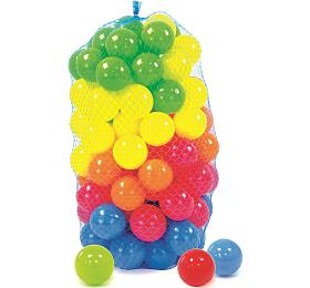 Marimex míčky plastové - 100 ks (11640110) - Marimex