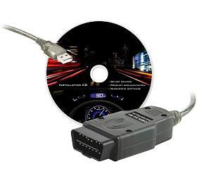 OBDLink SX diagnostika + CZ program TouchScan - 3 roky záruka SIXTOL - Sixtol