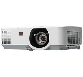 NEC Projektor P554U LCD,5300lm,WUXGA,Lampy (60004329) - NEC