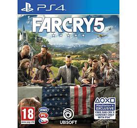 Hra pro PS4 Ubisoft Far Cry 5 - Ubisoft