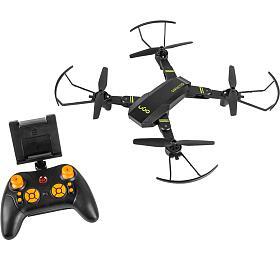 Dron Ugo Sirocco, HD kamera, automatická stabilizace výšky, automatický vzlet a přistání (UDR-1173) - NATEC