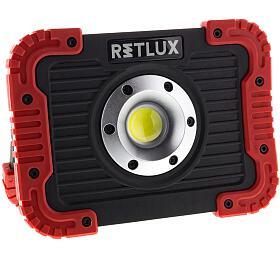Reflektor Retlux RSL 242 10W přenosný DL - Retlux