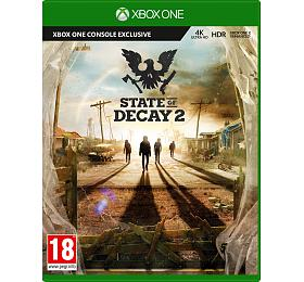 XBOX ONE - State of Decay 2 (5DR-00021) - Microsoft