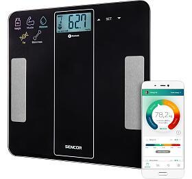 Osobní váha SENCOR SBS 8000BK - Sencor