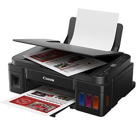 CANON PIXMA G3411 / A4 / print+scan+copy/ 4800x1200/ 8ppm / WiFi/ USB/ černá (2315C025) - Canon