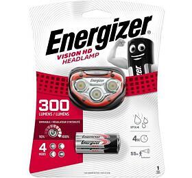 Čelová svítilna ENERGIZER Vision HD 300lm - ENERGIZER