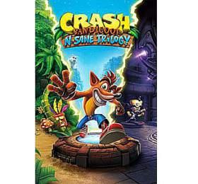 XONE - Crash Bandicoot N. Sane Trilogy - ELECTRONIC ARTS