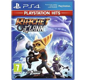 PS4 - Ratchet & Clank HITS (PS719415275) - Sony