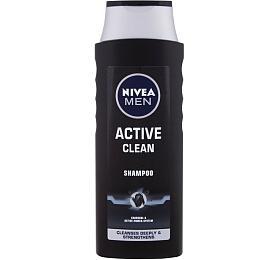 Šampon Nivea Men Active Clean, 400 ml - Nivea