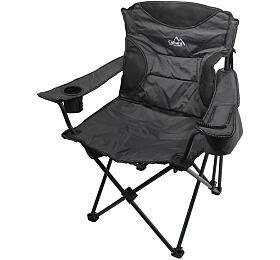 Židle kempingová skládací MERIT XXL 101cm CATTARA - CATTARA