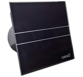 CATA e100 GBT sklo časovač černý - Cata