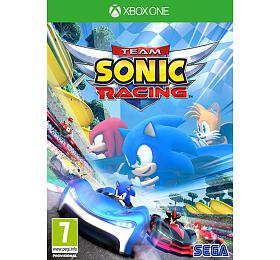 XOne - Team Sonic Racing - Sega
