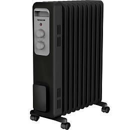 Olejový radiátor Sencor SOH 3309BK - Sencor