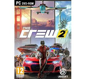 PC The Crew 2 - Ubisoft