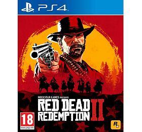 Hra pro PS4 Rockstar Games Red Dead Redemption 2 - RockStar