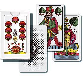 Karetní hra Bonaparte Mariáš jednohlavý - Bonaparte