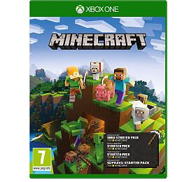 XBOX ONE - Minecraft Starter Collection (44Z-00124) - Microsoft