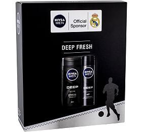 Sprchový gel Nivea Men Deep, 250 ml - Nivea