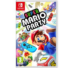 Hra Nintendo SWITCH Super Mario Party - Nintendo