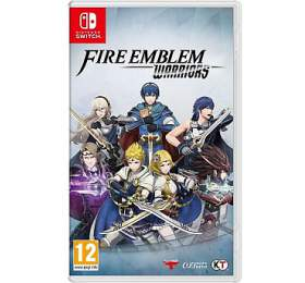 Hra Nintendo SWITCH Fire Emblem Warriors - Nintendo