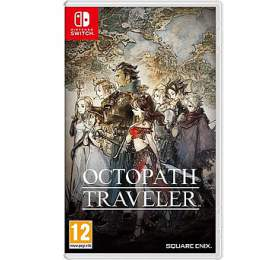 Hra Nintendo SWITCH Octopath Traveler - Nintendo