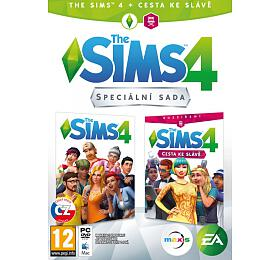 PC - The Sims 4 + Cesta ke slávě - bundle - ELECTRONIC ARTS