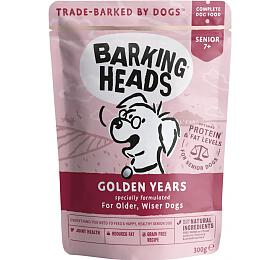 Kapsička pro psy Barking Heads Golden Years NEW 300g - Barking Heads