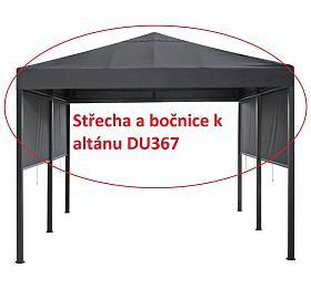 Střecha a bočnice k altánu DU367 Rojaplast - Rojaplast