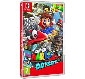 Super Mario Odyssey hra Nintendo SWITCH - Nintendo