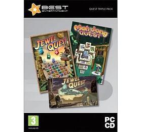HRA PC Quest triple pack - Conquest
