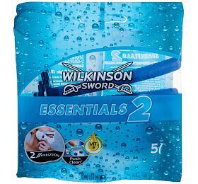 Holicí strojek Wilkinson Sword Essentials 2, 5 ml - Wilkinson Sword