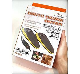 Media-Tech MT6505 Susič topánok s ozónom - Media-Tech