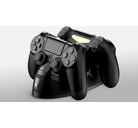 HyperX ChargePlay Duo - PS4 Controller Charger - Nabíječka na ovladače (HX-CPDU-C) - HyperX