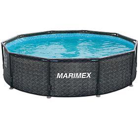 Bazén Marimex Florida 3,66x1,22 m RATAN bez příslušenství (10340236) - Marimex