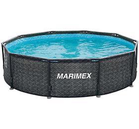 Bazén Marimex Florida 4,57x1,32 m RATAN bez příslušenství (10340238) - Marimex