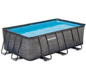 Bazén Marimex Florida Premium 2,15x4,00x1,22 m RATAN bez přísl. (10340215) - Marimex
