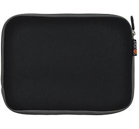 Solight neoprenové pouzdro na tablet a e-čtečku, do 7'', černé - Solight