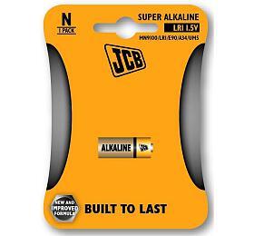 JCB alkalická baterie LR1, blistr 1 ks - JCB